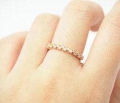 Rose Gold Princess, Crown Ring, Cinderella ring, vintage ring, cute ring, bridesmaid ring, engagement ring, simple ring, silver ring, SKU500666A SKU500666B