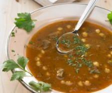 """Marokańska zupa """"Harira""""   Przepisownia"""