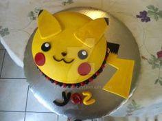 Pikachu Cake by PnJLover