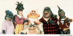 Dinosaurs; I miss this show. :)