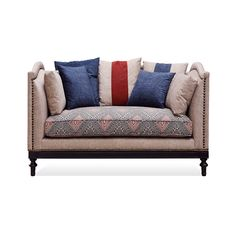 布艺沙发 进口美国花旗松木框架+布艺软包 KS2160 多规格可选