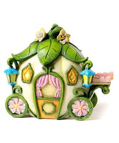 Another great find on #zulily! Miniature Fairy Tale Carriage #zulilyfinds