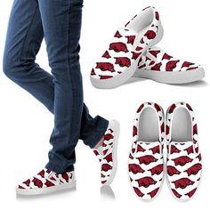 Razorbacks Men's Slip On Shoes – Paragon Apparel