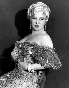 Mary Jane West (August 17, 1893 – November 22, 1980) better known as Mae West, was an American actress, playwright, screenwriter and sex symbol whose entertainment career spanned seven decades. The American Film Institute named West 15th among the greatest female stars of all time. One of the more controversial movie stars of her day, West encountered many problems, including censorship....