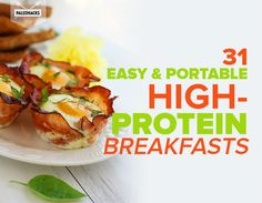 No time for breakfast? Grab these easy, totally tote-able meals on your way out the door!