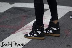 Isabel Marant Sneaker Wedge