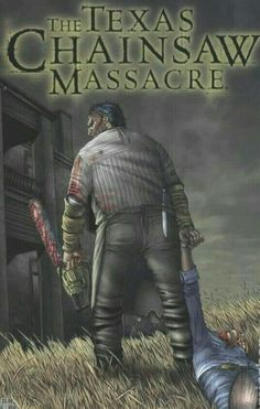 The Texas Chainsaw Massacre Horror movie poster