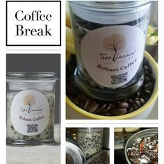 Tree Luxury Candles & Gifts Robust Coffee.... The aroma is amazing