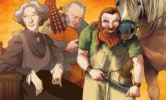 The Citizens of Fairy Oak