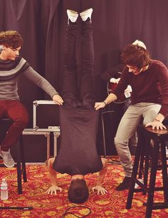 liam's headstand