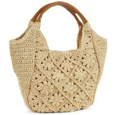 Shop for Crochet Hobo Bags by Straw Studios at ShopStyle.Our Top Handle backpacks are considered the most extremely versatile design we've and all have a easily removed shoulders buckle.The established top-handle sack is quickly becoming our ideal la Crochet Hobo Bag, Crochet Handbags, Crochet Purses, Crochet Bags, Hobo Handbags, Purses And Handbags, Hobo Bags, Hobo Purses, Shoulder Handbags