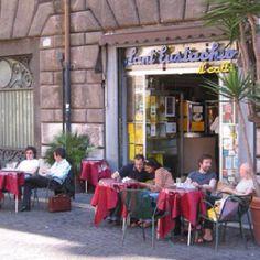Caffe Sant' Eustachio  The best espresso in Rome!!