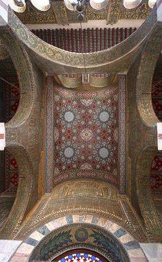 The Great Umayyed Mosque of Damascus, Syria