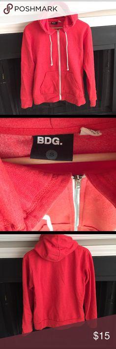 BDG. Zip Up Hoodie Gently used. BDG Tops Sweatshirts & Hoodies