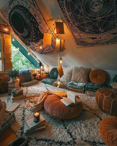 Bohemian Latest and Stylish Home Decor Design and Lifestyle Ideas - # . - Bohemian Latest and Stylish Home Decor Design and Lifestyle Ideas – # Bohemian DecorDesign - del hogar Bohemian Bedrooms, Bohemian Bedroom Design, Bohemian Living, Hippie Living Room, Bohemian Room, Bohemian House, Bohemian Garden Ideas, Zen Bedrooms, Bohemian Patio