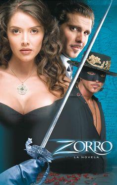 Zorro:  La Rosa y La Espada
