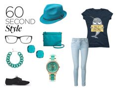 """My Graphic T-Shirt"" by mayraflores534 ❤ liked on Polyvore"