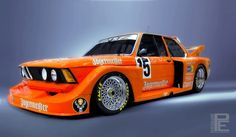 320 BMW race car