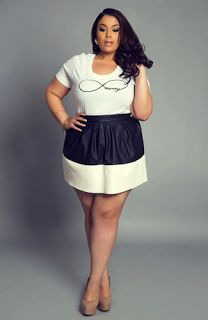 Andrea The Seeker : April 2013 -- Curvy Girl Fashion & Inspirations Pt 1