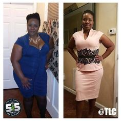 Alright now... D'Shea is rocking her weight loss!  She took the challenge and rocked it...don't think it can't be you.  It can be your story, you just have to accept the challenge.   *We do not make any medical claims nor do we cure or mitigate any disease*