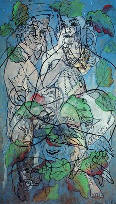 Francis Picabia Iris, Gouache on panel. x in x 96 cm). Estimate This work is offered in the Art of the Surreal Sale on 27 February at Christies in London Tristan Tzara, Modern Art, Contemporary Art, Art Français, Francis Picabia, Action Painting, Inspiration Art, Art Database, Art Abstrait