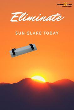 Car Visor Extender  Polarized Car Visors for Sun Glare Protection. 4bc8340d318
