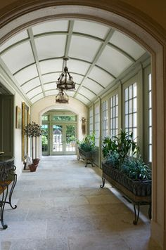 New House - Villanova, PSA - traditional - hall - philadelphia - Peter Zimmerman Architects