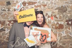 Jonnie + Jen - Pennsylvania Smilebooth