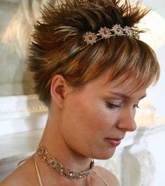 short spiky haircuts for women | Short Wedding Hairstyles for 2013 | 2013 Short Haircut for Women