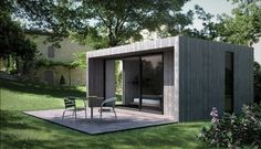 Bois Design   iKos Cabin