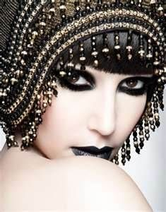 gothic eye makeup - Bing Images