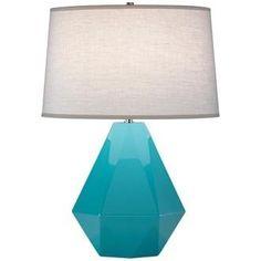 "Robert Abbey Delta Egg Blue 22 1/2"" High Table Lamp by Robert Abbey Lighting, http://www.amazon.com/dp/B004AKTKPW/ref=cm_sw_r_pi_dp_dPx4pb1A7569D"