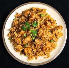 LEBANESE RECIPES: Traditional Bahraini Chicken Machboos Recipe