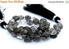 55% OFF SALE 1/2 Strand 6-7mm Natural by GemsAndBeadsEmporium