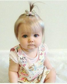 Little doll baby! Cute Little Baby, Baby Kind, Cute Baby Girl, Little Babies, Baby Love, Cute Babies, Cute Baby Pictures, Baby Photos, Beautiful Children