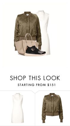 """""""Untitled #221"""" by deaja-xx ❤ liked on Polyvore featuring Thierry Mugler, Witchery and Y-3"""