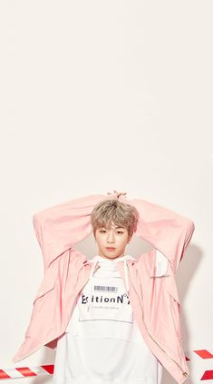 Wanna One Kang Daniel x LAP Korea (Los Angeles Project) Wallpaper