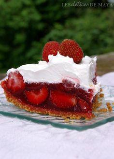 Voici une tarte que je réalise à chaque été quand les bonnes fraises du Québec font leur apparition. Ici, dans le Bas-Saint-Laurent, ça n...