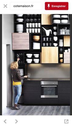 Éléments muraux Ikea