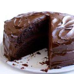 My chocolate cake