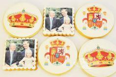 #Galletas para la #Coronación Felipe VI #Rey de España
