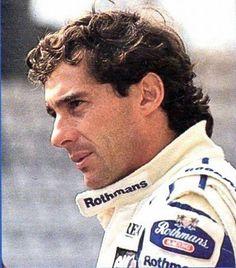 Ayrton Senna, 1994.