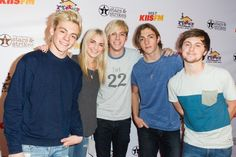 r5 entrevista | R5:Stars and Striker Charity Event