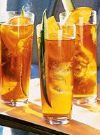 Pimm's No. 1 is a gin-based aperitif that was invented in the 1820s in England by oyster-bar owner James Pimm. Its secret formula is a refreshing combination of dry gin, fruit juices, and spices.