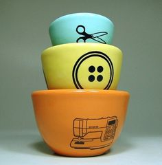 Lovely ceramic pieces