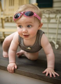 Tips for how to protect your baby's delicate skin from the sun! | Real Kids
