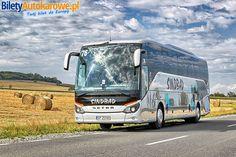 Zdjęcie autokaru linii Sindbad, www.biletyautokarowe.pl/sindbad