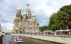 Erlöser-Kirche © Gudrun Krinzinger Gudrun, Last Minute Vacation, Travel, Cruises, Baltic Sea