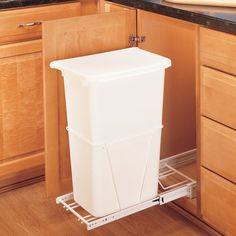 50 Qt. Pull-Out Waste Container