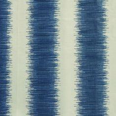 Hampton Stripe Navy on White - <p>Navy on white</p><p>67% Linen</p><p>33% Cotton</p><p>Repeat: Stripe </p>